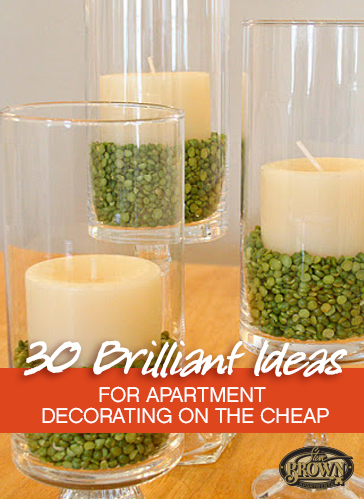 30 brilliant ideas for apartment decorating on the cheap apartments